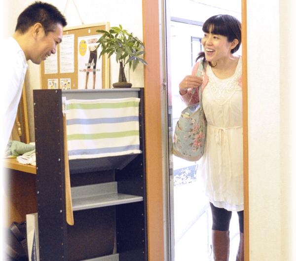 埼玉県川越市の頭痛専門マッサージ整体院「いぶきカイロプラクティック」へ来院