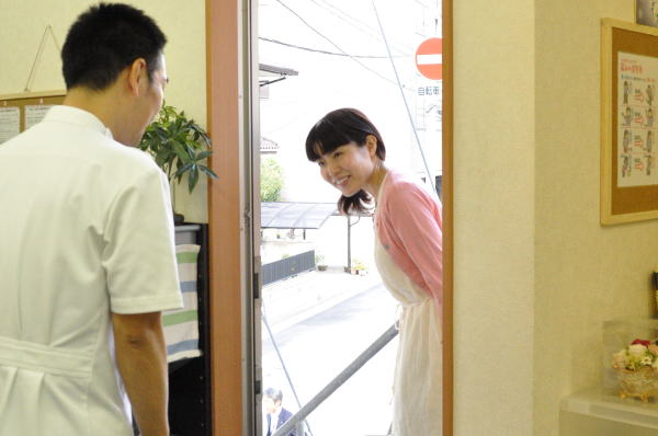 埼玉県川越市の頭痛専門マッサージ整体院「いぶきカイロプラクティック」からお帰り